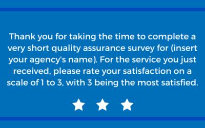 Featured Tech Tool: Generations® Client Quality Assurance Surveys