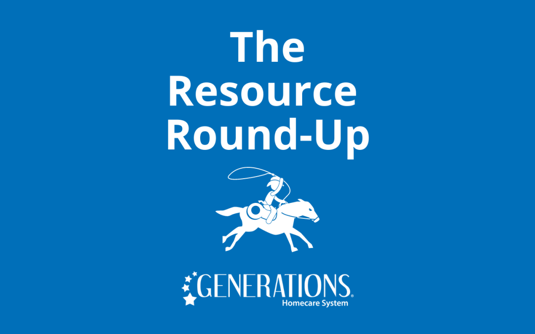 Resource Round-up – Five Stories We Learned From This Month
